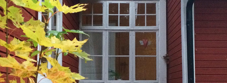 Uta Hansons Fenster